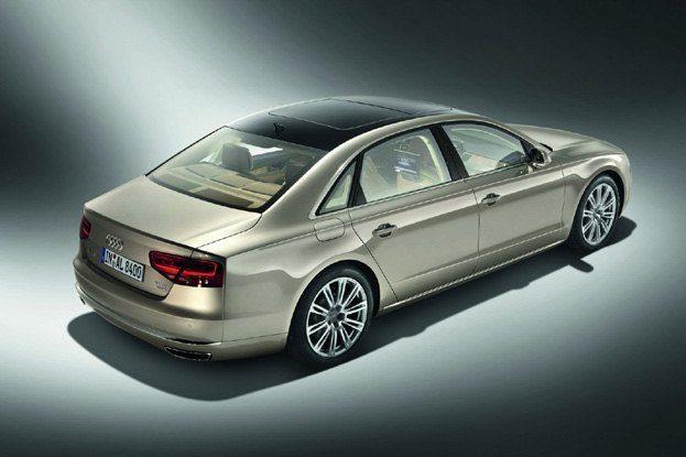 2011 Audi A8 L W12 46
