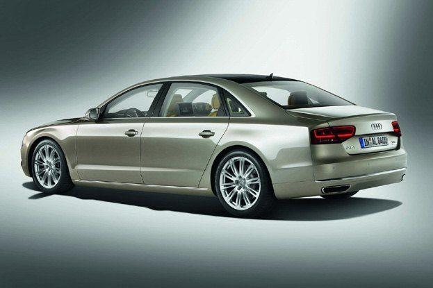 2011 Audi A8 L W12 47