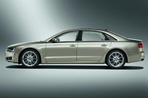 2011 Audi A8 L W12 49