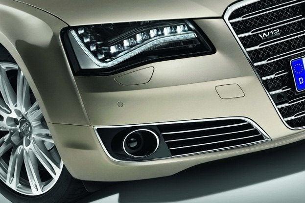 2011 Audi A8 L W12 52