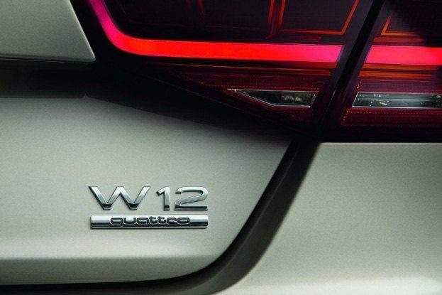 2011 Audi A8 L W12 53