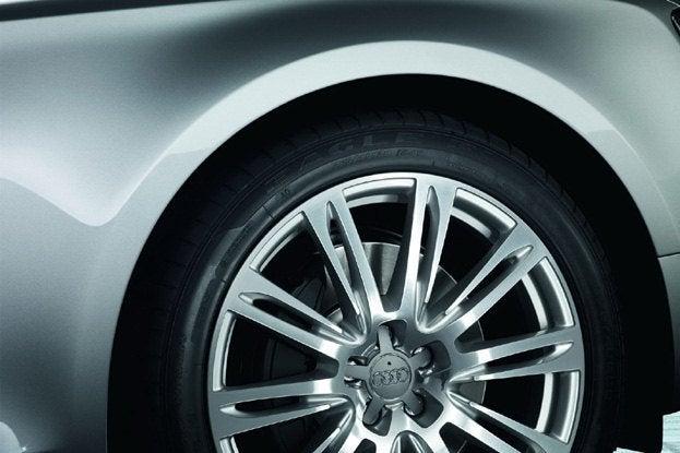 2011 Audi A8 L W12 55