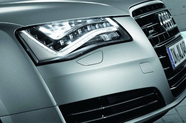 2011 Audi A8 L W12 57