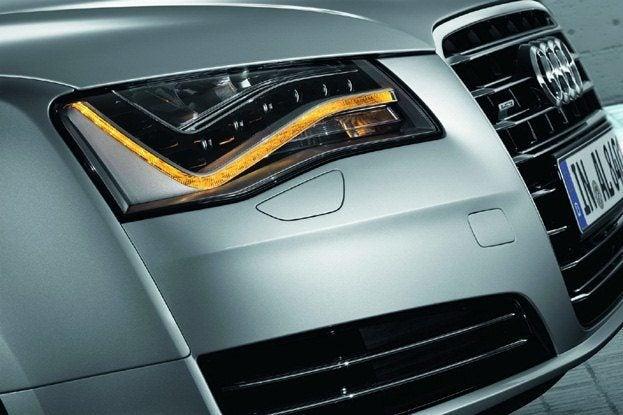 2011 Audi A8 L W12 58