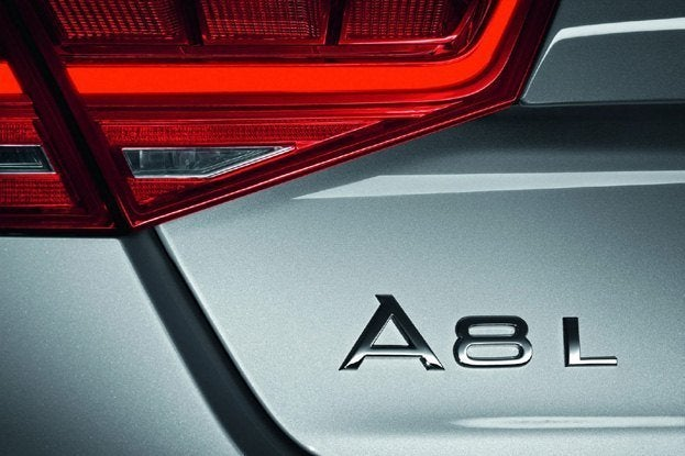 2011 Audi A8 L W12 60