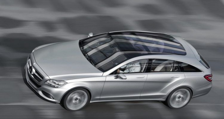 770729 1406867 5180 3012 10C392 064 750x400 - Mercedes-Benz Concept Shooting Break Blurs Styling Conventions