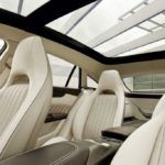 Mercedes-Benz Concept Shooting Break interior