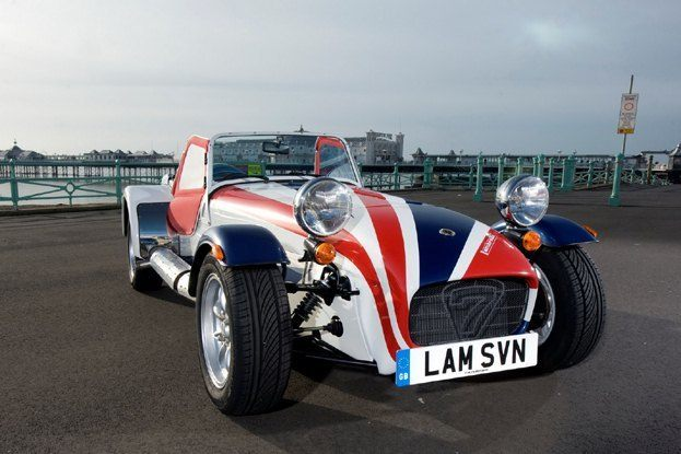 Caterham Lambretta 1
