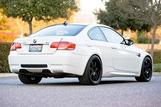 Dinan S3 R BMW M3 rear