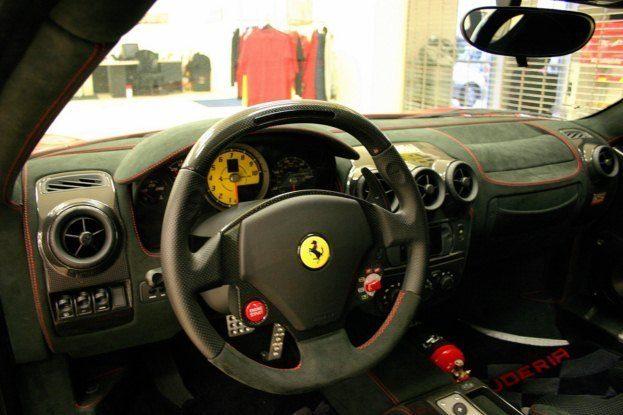 Ferrari 430 16M Scuderia 10