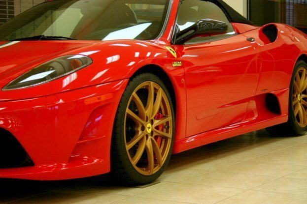 Ferrari 430 16M Scuderia 2