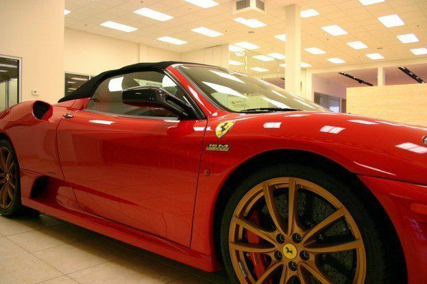 Ferrari 430 16M Scuderia 6