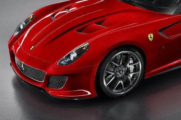 Ferrari 599 GTO 10