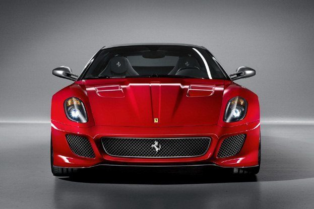 Ferrari 599 GTO 3
