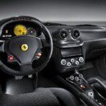 Ferrari-599-GTO interior