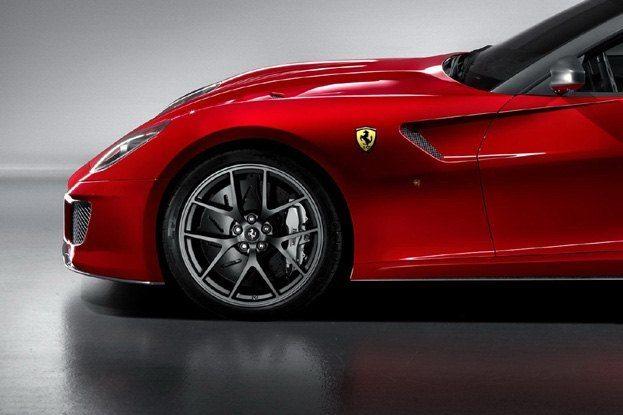 Ferrari 599 GTO 7
