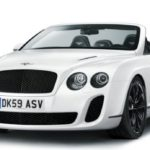 SUPERSPORTS CONVERTIBLE 17