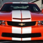 2010 Chevy Camaro Indy 500 Pace Car Replica Limited Edition front