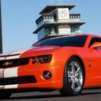 2010 Chevy Camaro Indy 500 Pace Car Replica Limited Edition