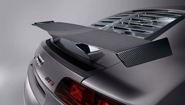 ABT Audi R8 GTR wing