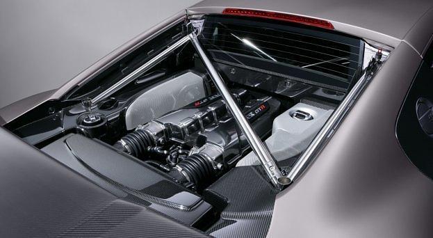 ABT Audi R8 GTR motor