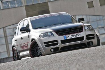 Volkswagen Touareg W12 Sport Edition by CoverEFX