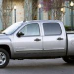 2010 Chevy Silverado Hybrid side