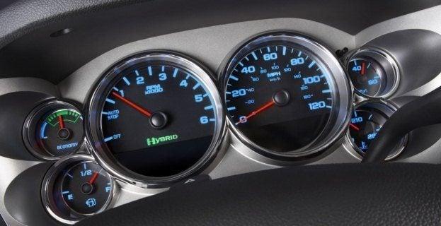 Hybrid Chevy Silverado