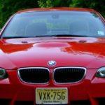 2010 BMW M3 front