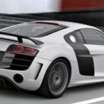 Audi R8 GT rear