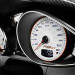 Audi R8 GT tach
