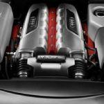 Audi R8 G engine
