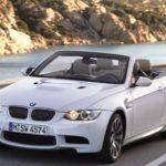 BMW M3 Convertible 5