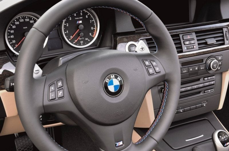 BMW 335I Convertible >> 2010 BMW M3 Convertible Review