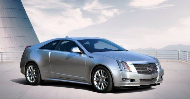 cadillac cts coupe. 2011 Cadillac CTS Coupe