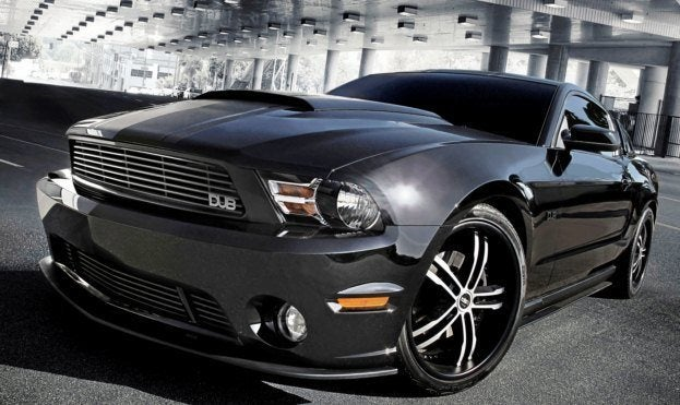 The Ford Mustang DUB Edition - It Was Only a Matter of Time