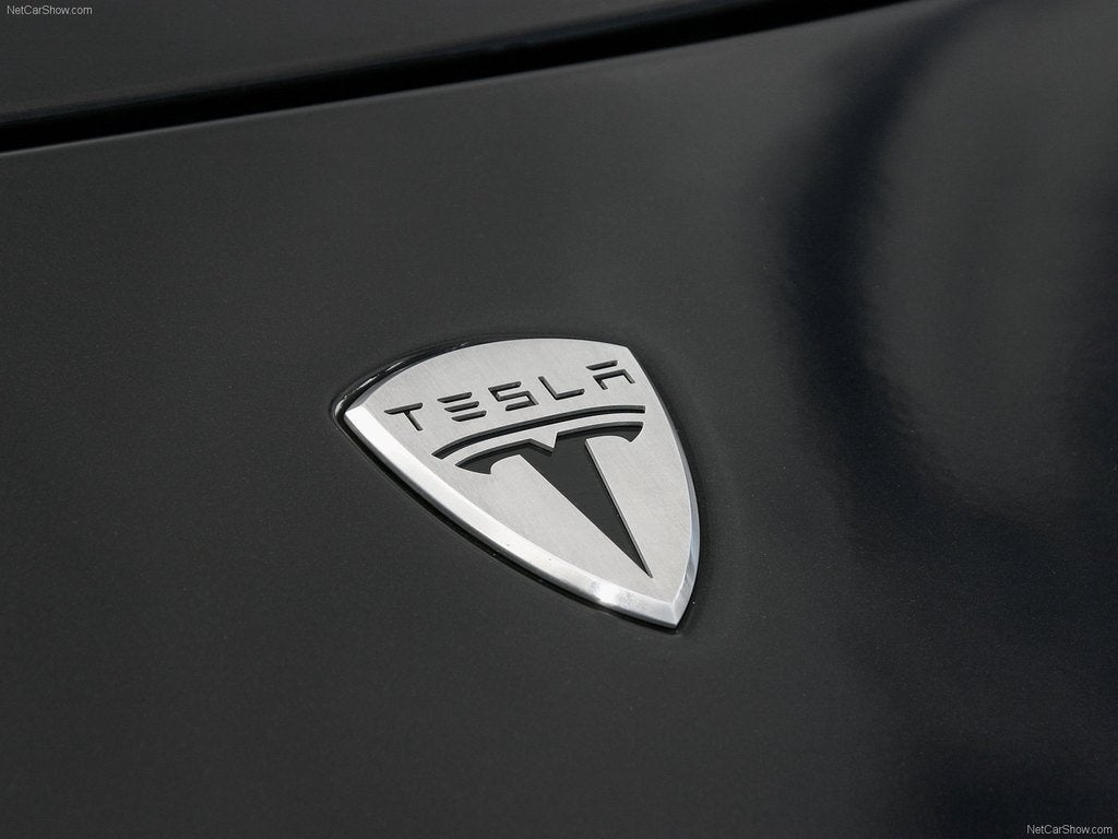 Tesla Badge