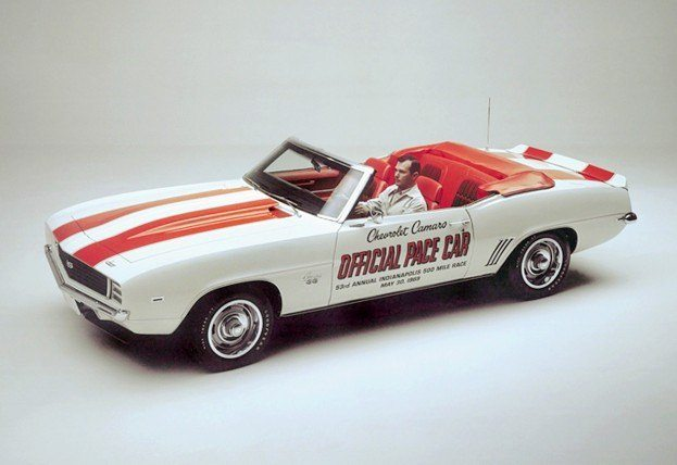 Top 5 Most Remarkable Indy 500 Pace Cars 5