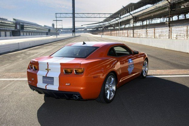 Top 5 Most Remarkable Indy 500 Pace Cars