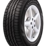 Friction-reducing tire