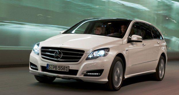 2011 Mercedes Benz R Class