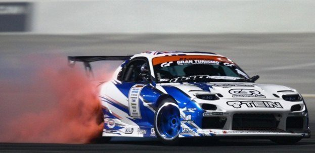 Ten Best Drifting Cars