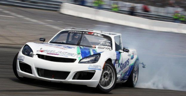 Saturn Sky Drifting