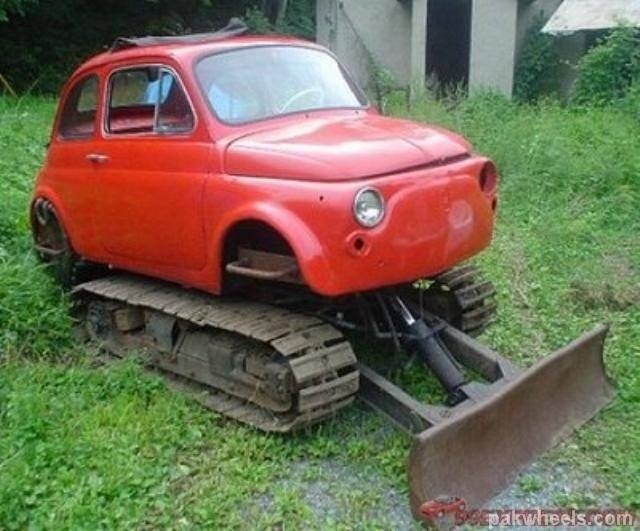 The Worst Car Modifications In The World