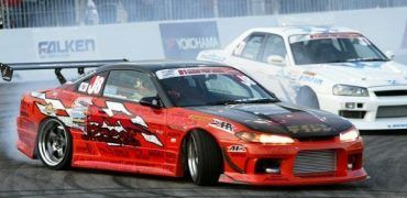 drifting 370x180 - Ten Best Drifting Cars