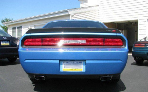 2009 Dodge Challenger SRT8 13