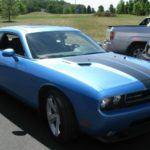 2009 Dodge Challenger SRT8 17