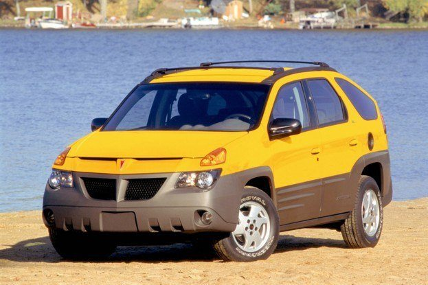 10 Years Later Was The Pontiac Aztec So Bad