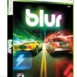 Blur Xbox 360 box