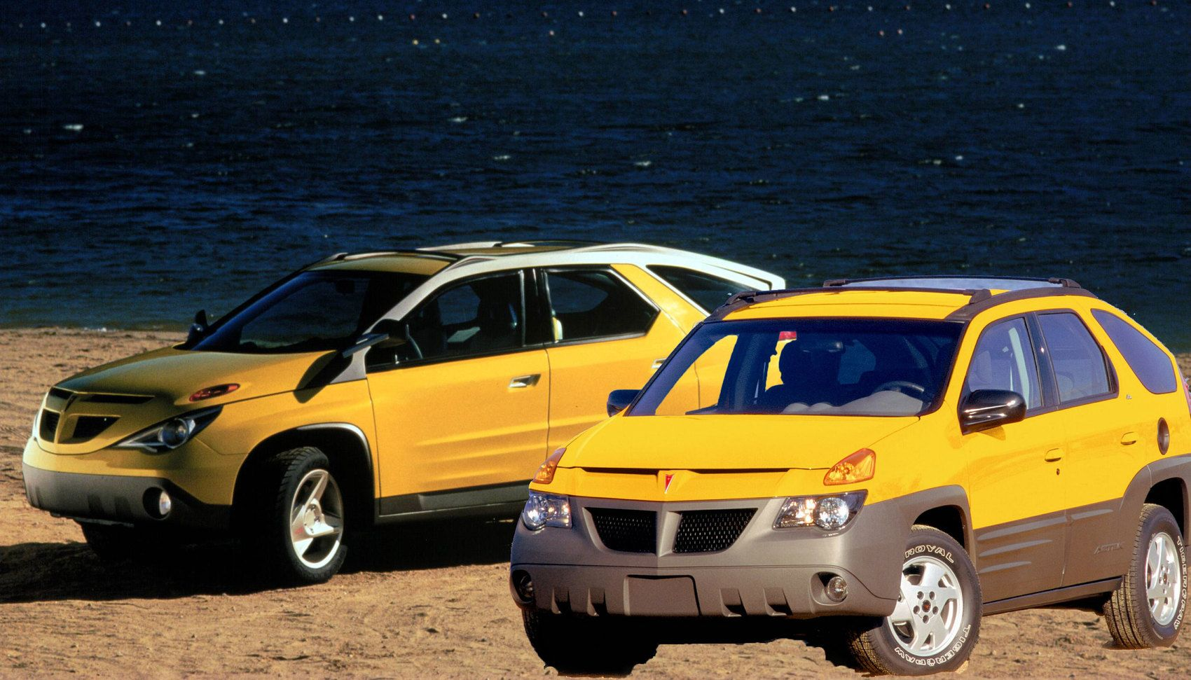 Was The Pontiac Aztek So Bad A Look Back At The Ugliest Car Ever Built